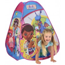 Disney Doc McStuffins Pop Up Tent