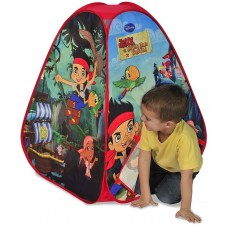 Disney Jake & The Neverland Pirates Pop Up Tent