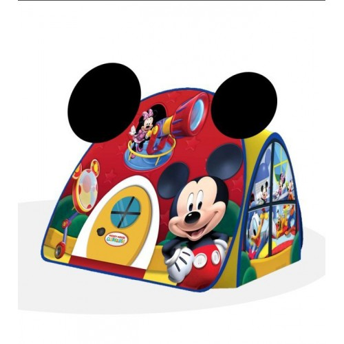 ... Disney Mickey Mouse Clubhouse Pop Up Character Tent  sc 1 st  Toy Corner UAE : mickey play tent - memphite.com