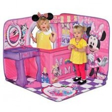 Disney Minnie's Bow-Tique 3D Playscape Tent