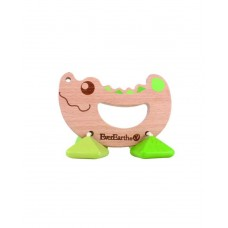 EverEarth-Crocodile Rattle Toy