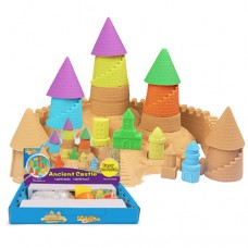 Motion Sand - Ancient Castle Playset 3D Sand Box