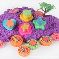 Motion Sand - 3D Sand Box Cookies Maker