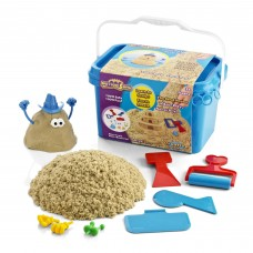 Motion Sand - Creative Set 3D Sand Box - Deluxe Bucket