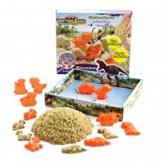 Motion Sand - Dinosaurs Playset