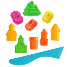 Motion Sand - Mini City 3D Sand Box