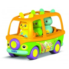 Tomy Sing n Learn Bunny Bus