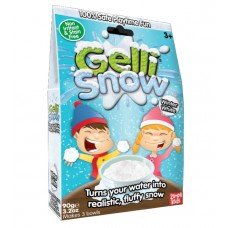 Zimpli Kids - Gelli Snow - White