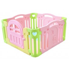 iFam Marshmallow Baby Room Pink