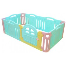 iFam Marshmallow Baby Room Expand Mint