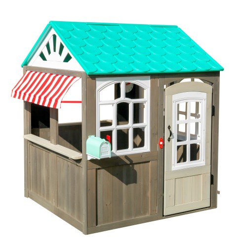 Kidkraft Coastal Cottage Kidkraft Outdoor Playhouse