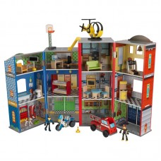 Kidkraft Everyday Heroes Dollhouse