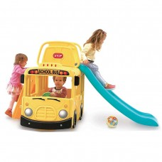 YaYa School Bus with 3 in 1 Slide
